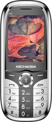 Kechaoda A19(Silver)