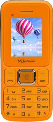 Muphone M1(Orange & Black)