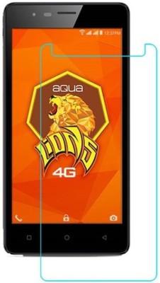 Mobihulk Tempered Glass Guard for Intex Aqua Lions 4G(Pack of 1) Flipkart