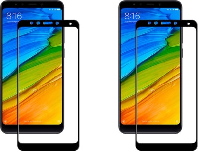 ACM Tempered Glass Guard for Mi Redmi 5 (5.7 Inch)(Pack of 2)