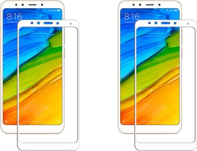 ACM Tempered Glass Guard for Xiaomi Redmi 5 (5.7 Inch)(Pack of 2)