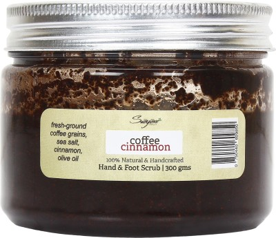 Svayam Natural Coffee Cinnamon  Scrub(300 g)
