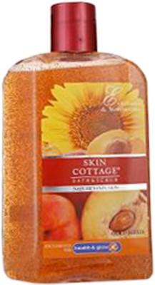 Skin Cottage GOLD SERIES BATH SCRUB NATURE'S INFUSION 360ML Scrub(360 ml) 1