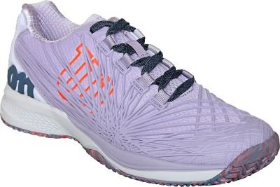 Wilson Kaos 2.0 Women Tennis Shoes For Women(Purple)