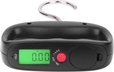 Xhaiden Black Digital Hanging WH-A14 Cylinder Luggage 50kg Weighing Scale(Black)