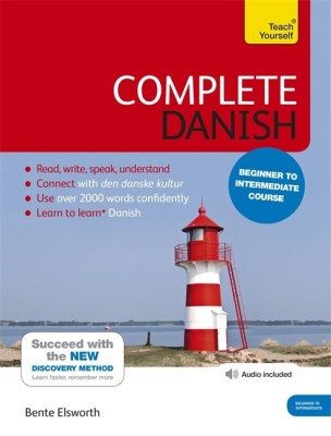 Complete Danish with Two Audio CDs: A Teach Yourself Guide(English, Paperback, Bente Elsworth)