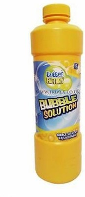 Wonder Star No Bubble Machine Liquid(500 ml)