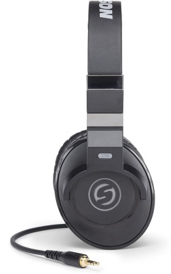 Samson Z35 Closed Back Studio Headphones Wired Headset without Mic(Black, Wireless over the head)