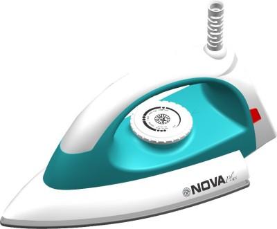 Nova Plus 1100 w Amaze NI 20 Dry Iron(white & Turquoise)