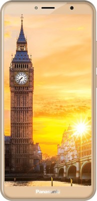 Panasonic Eluga Ray 550 (Gold, 32 GB)(3 GB RAM)