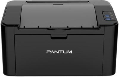 pantum P2500 Single Function Monochrome Printer Black, Toner Cartridge pantum Single Function Printers