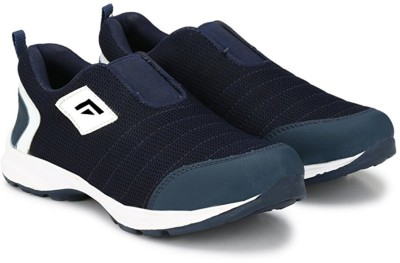 "Adiso smart men""s sports slipon Running Shoes For Men(Navy)"