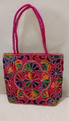 qureshitradingcompany Pink Shoulder Bag qureshitradingcompany Sling Bags