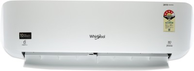 Whirlpool 1 Ton 4 Star BEE Rating 2018 Split AC  - White(1T 3D COOL XTREME HD 4S, Aluminium Condenser)