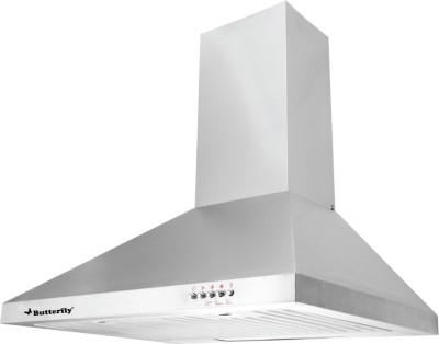 Butterfly Rhino Wall Mounted Chimney