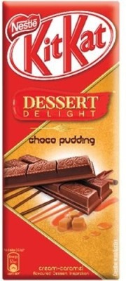 Nestle KIT KAT DESSERT DELIGHT CHOCO PUDDING 50GM (PACK OF 10) Bars(Pack of 10, 500 g)