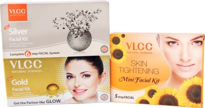 VLCC Oil and Gel Combo 8(Set of 2)