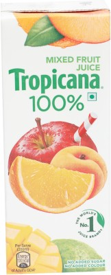 Tropicana 100% Mixed Fruit Juice(200 ml)