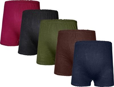 Kothari Panty For Girls(Multicolor, Pack of 5) at flipkart