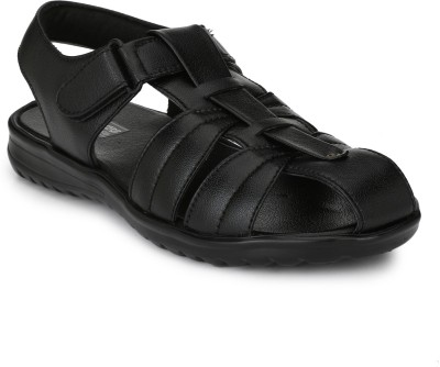 WHITE WALKERS Men Black Sandals