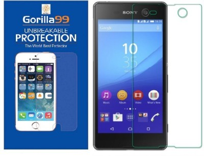 King Tempered Glass Guard for Sony Xperia Z1 Compact