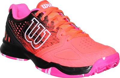 Wilson Tennis Shoes For Women(Pink)