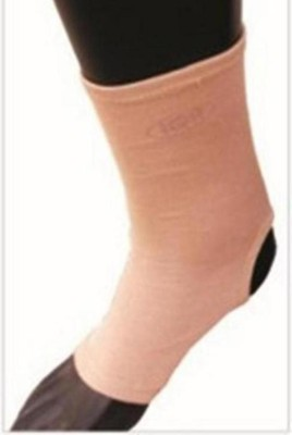 IGR Easy Anklets-Elastic Tubular Ankltes Medium Ankle Support (M, Black)