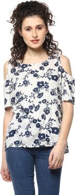 Uptownie Lite Casual Short Sleeve Floral Print Women