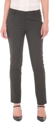 Arrow Regular Fit Women Grey Trousers