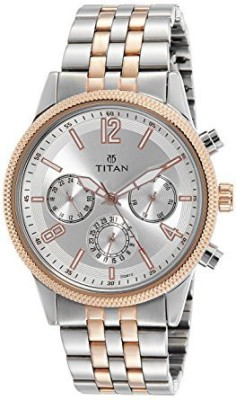 Titan 1734KAA Neo Analog Watch For Men
