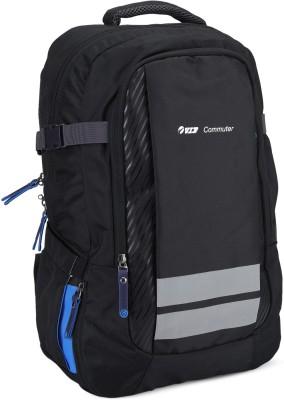 VIP COMMUTER EXTRA 02 LAPTOP BACKPACK BLACK 25 L Backpack(Black)