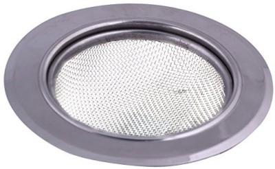 PK Aqua TRENDZ 1 Pcs Net Basket Heavy Duty Stainless Steel Kitchen Strainer Cup-2? Strainer(Silver Pack of 1) at flipkart