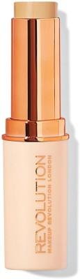 Makeup Revolution Fast Base Stick  Foundation (F7, 6.2 g)