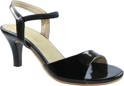 Ileana Women Black Heels