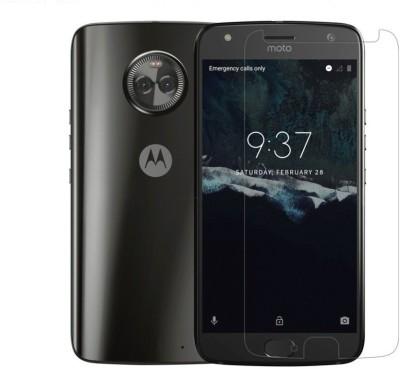 Bracevor Tempered Glass Guard for Motorola Moto X4(Pack of 1)