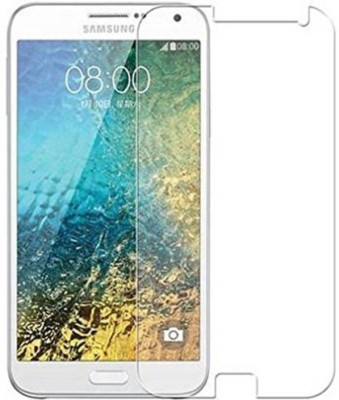 SRT Tempered Glass Guard for Samsung Galaxy E7(Pack of 1)