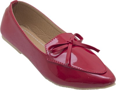 Belleza Bellies For Women(Red)