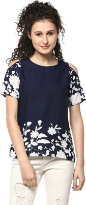Mayra Casual Short Sleeve Floral Print Women