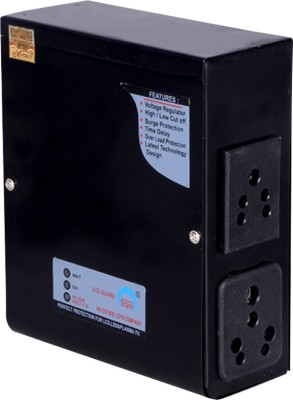 simon 300 VA Voltage Stabilizer For Led TV Up To 42