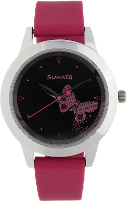 Sonata NK87019SP01 Analog Watch  - For Women