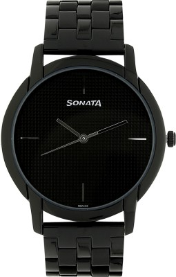 Sonata NK77031NM02 Analog Watch  - For Men