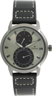 Titan 1756QL01 Analog Watch   For Men Titan Wrist Watches