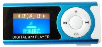 CRETO ss32 MP3 Player Blue, 1.2 Display CRETO Media Players