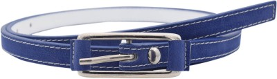 Baluchi Women Casual Blue Artificial Leather Belt