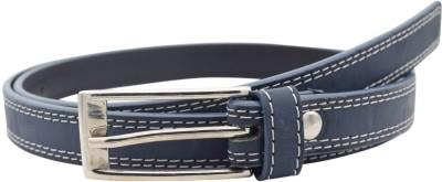Verceys Women Casual Tan, Blue Artificial Leather Belt