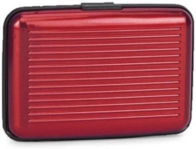 Serveuttam 6 Card Holder(Set of 1, Red)