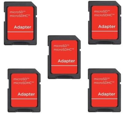 Axel Micro SD/SDHC Card Reader-5Pcs Card Reader(Black)