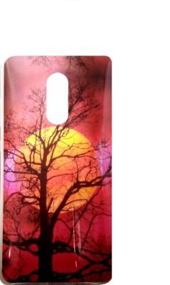Picso Back Cover for Mi Redmi Note 4 Multicolor, Waterproof