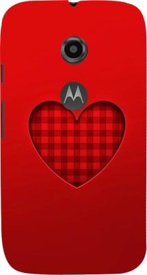 Snapdilla Back Cover for Motorola Moto E (2nd Gen) 4G(Multicolor)