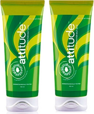 Amway Attitude Dry Skin Face Wash (100ML)
